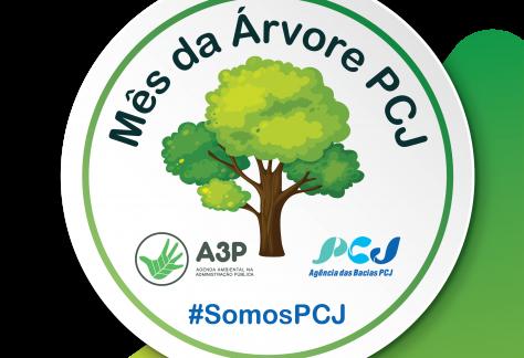 Agência das Bacias PCJ realiza ação em comemoração ao Dia da Árvore