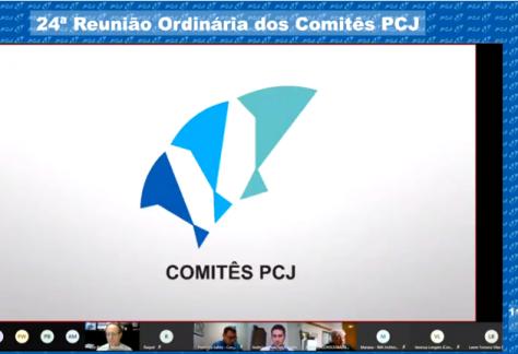 Em plenária virtual, Comitês PCJ aprovam 13 deliberações