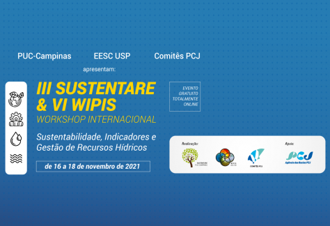 Workshop Internacional de Indicadores e Sustentabilidade será em novembro