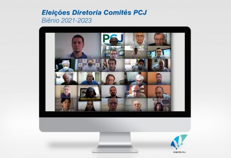 Comitês PCJ elegem diretoria para o mandato 2021-2023