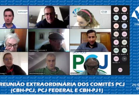 União para o enfrentamento da estiagem é palavra de ordem em Reunião Plenária dos Comitês PCJ