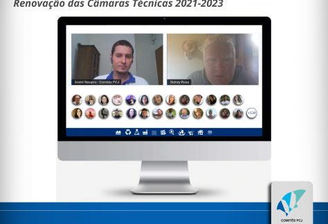 Comitês PCJ reúnem mais de 550 pessoas para as eleições das coordenações das câmaras técnicas