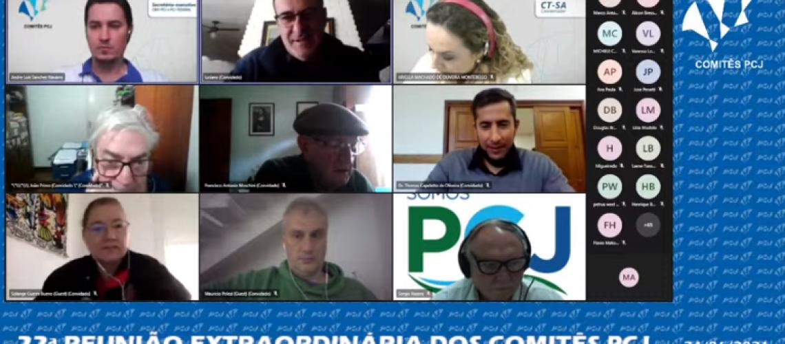 22 Reunião Extraordinária dos Comitês PCJ_01