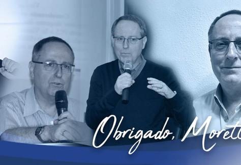 Referência na gestão dos recursos hídricos, Moretti morre aos 61 anos